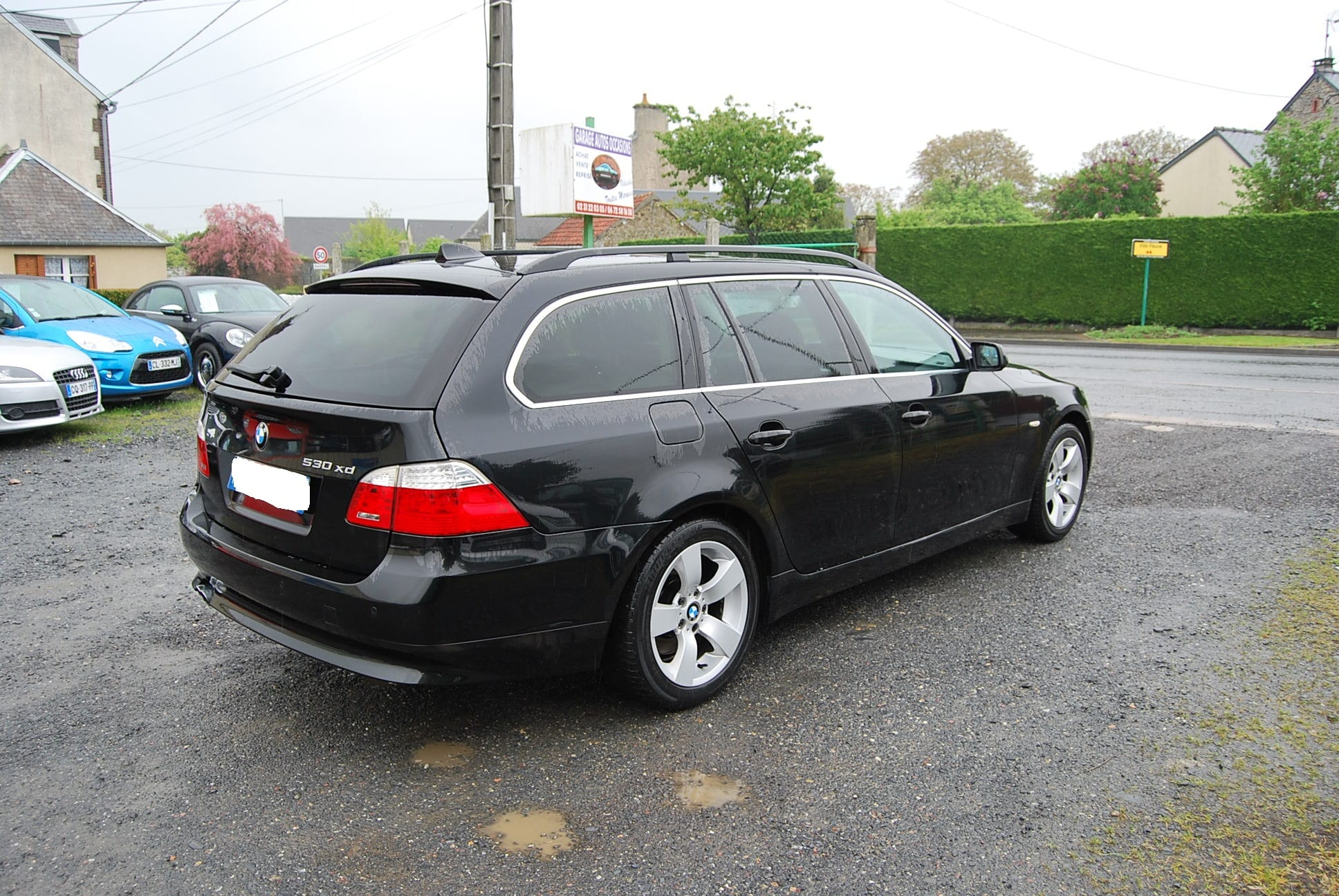 Bmw SERIE 5 TOURING 530 XDA 231 CV PACK LUXE - Image 5