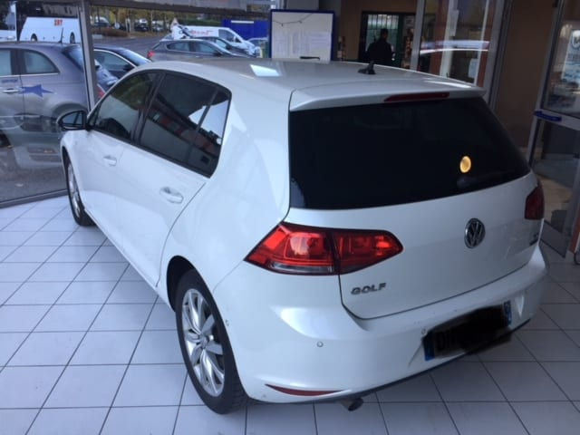 Volkswagen GOLF 7 PHASE 1 TDI BLUEMOTION  - Image 2