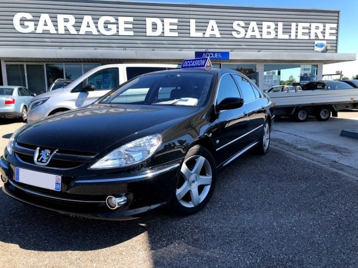 Peugeot 607 3.0 HDI V6 204 CH PACK CUIR - Image 1