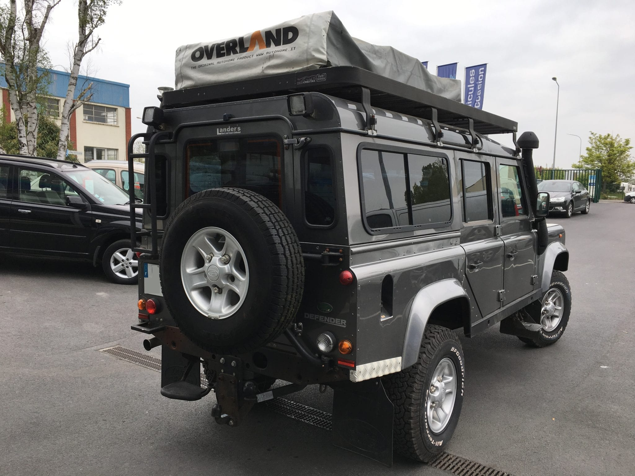Land_Rover  DEFENDER  - Image 5