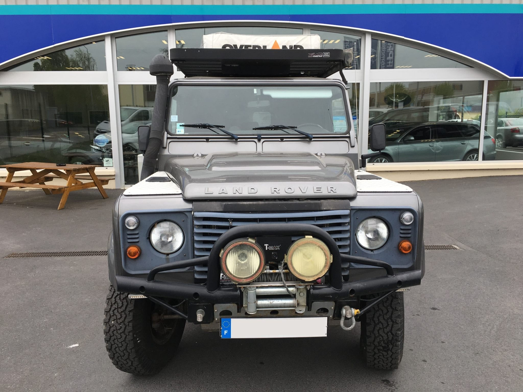 Land_Rover  DEFENDER  - Image 8