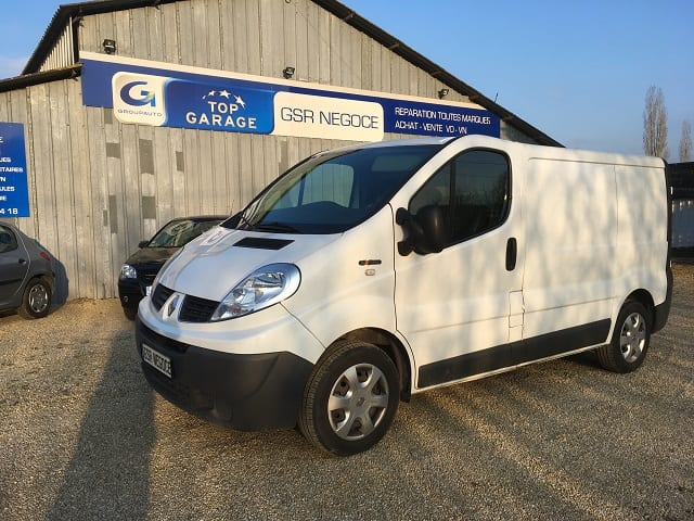 Renault Trafic II 2.0 dci 90 L1H1 extra - Image 1
