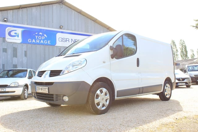 Renault Trafic grand confort l1h1 1000 2.0 dci 90  - Image 1