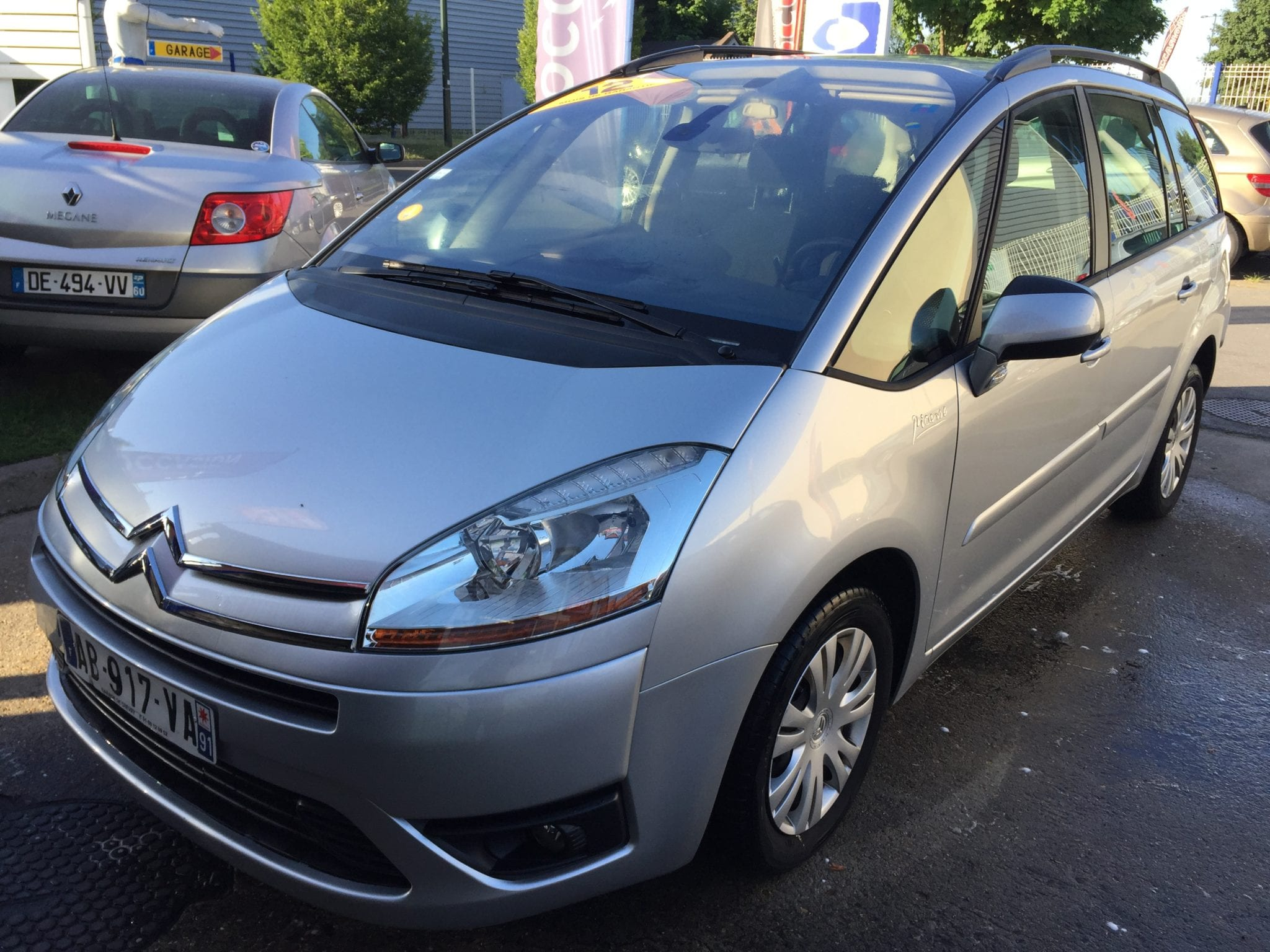 Citroën  GRAND C4 PICASSO 2.0 HDI 138 FAP PACK AMBIANCE BMP6 - Image 7