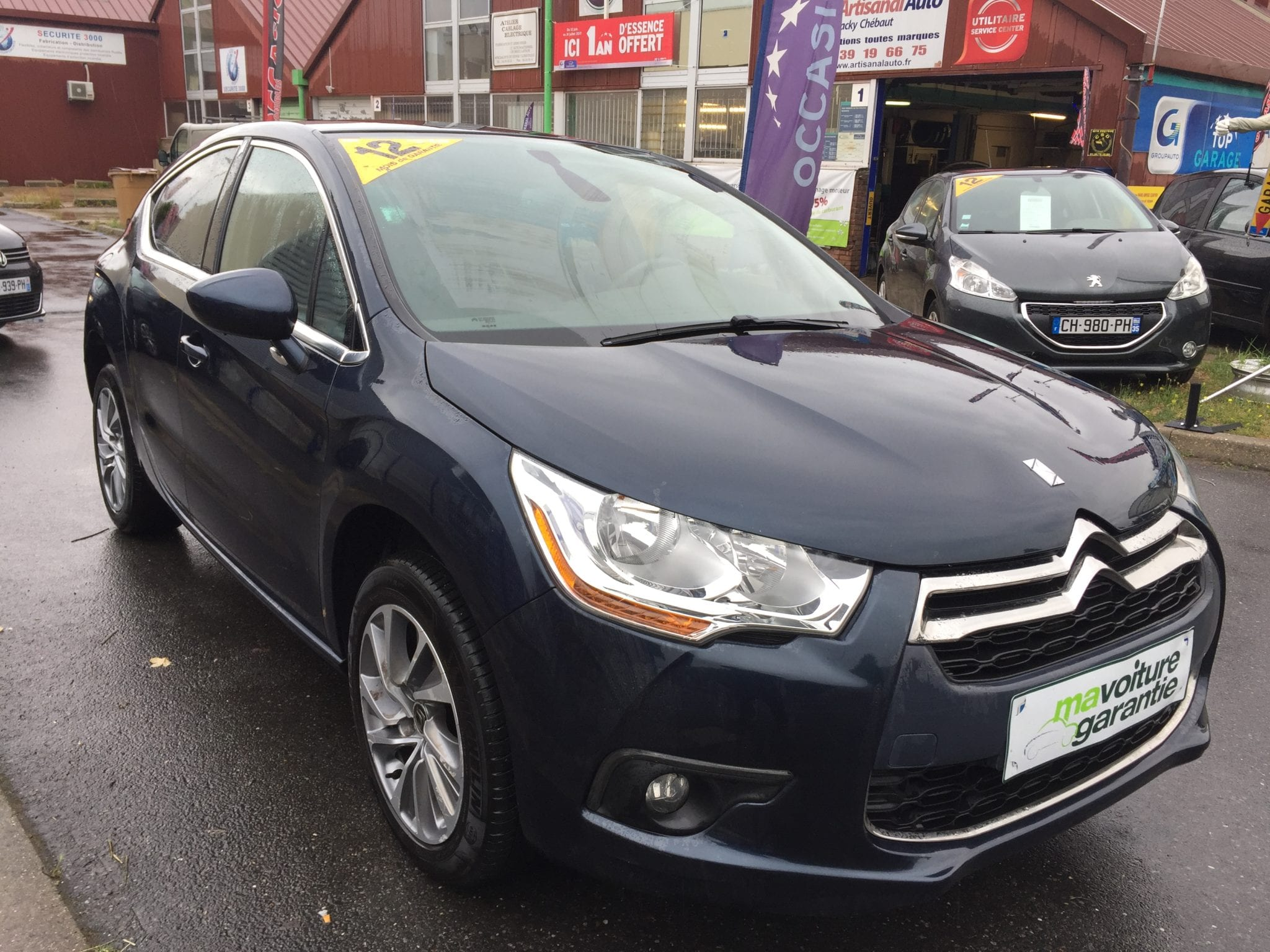 Citroen DS4 (EXECUTIVE - Image 2