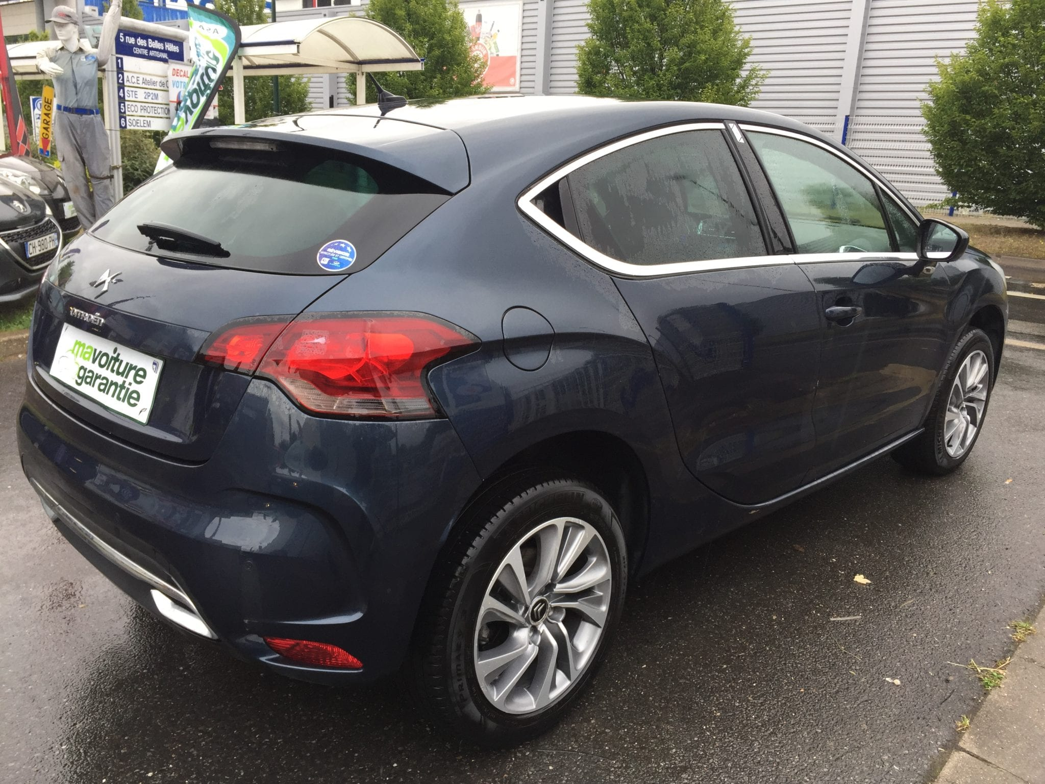 Citroen DS4 (EXECUTIVE - Image 3