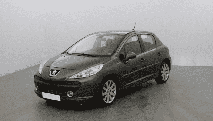 Peugeot 207 1.6 HDI 110 FAP GRIFFE - Image 1