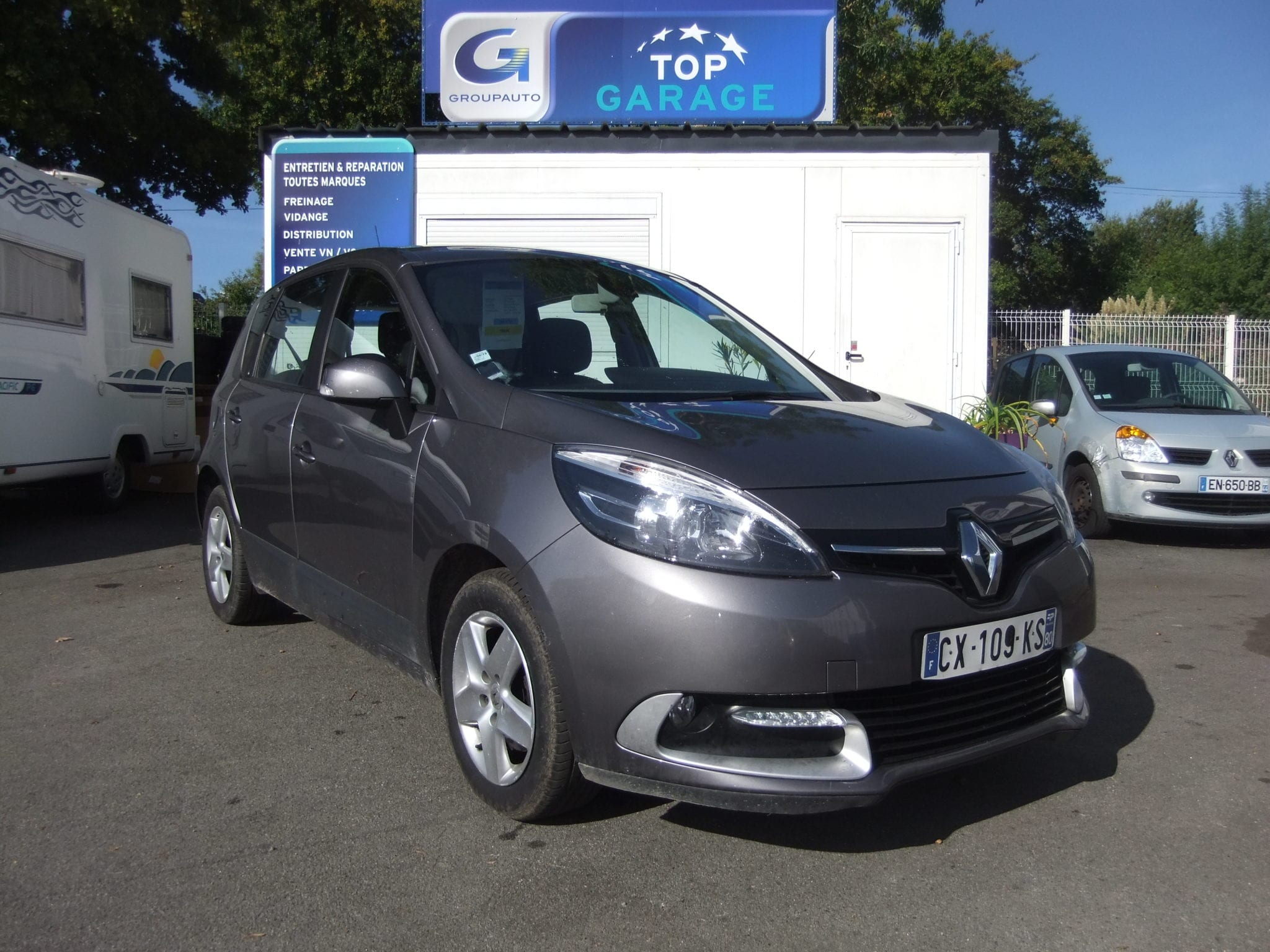 Renault SCENIC 3 DCI 110 Energy Business ECO 2  - Image 1