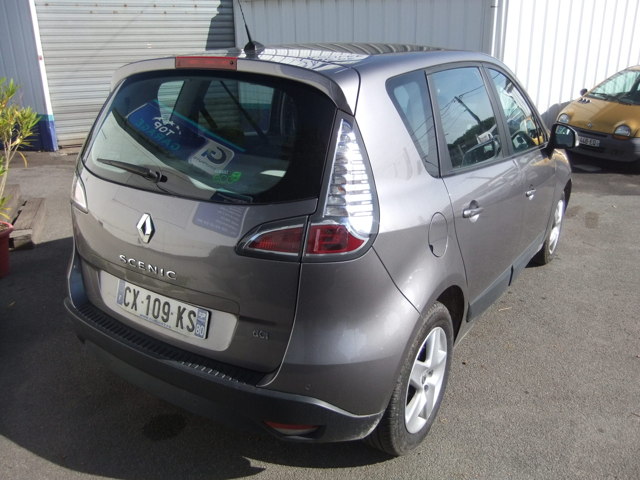 RENAULT SCENIC 3 DCI 110 Energy Business ECO 2  - Image 3