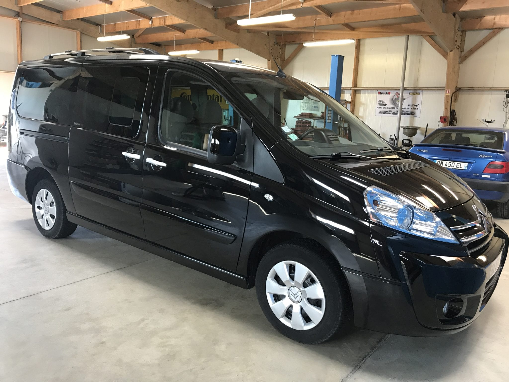 CITROEN JUMPY - Image 1